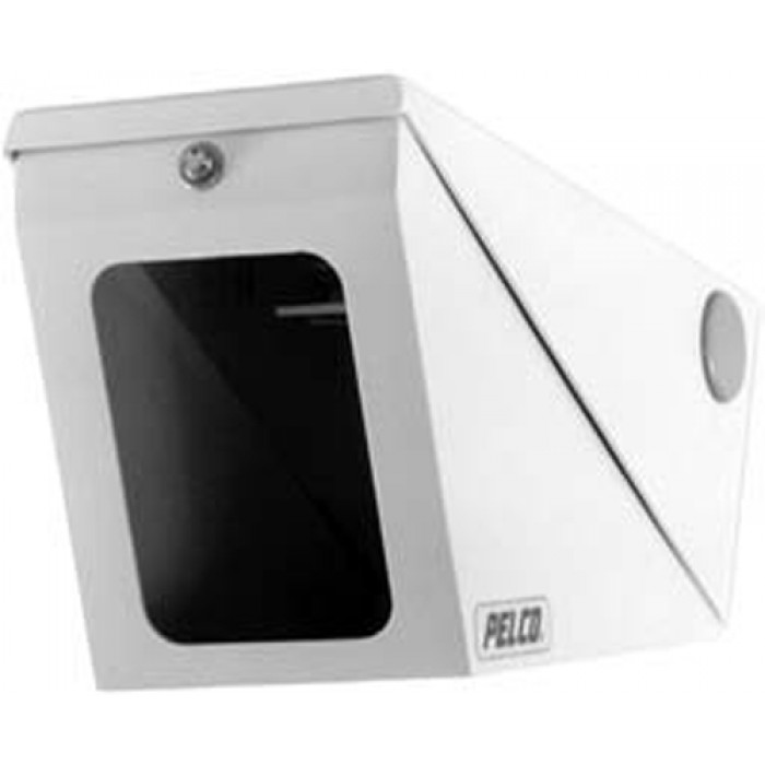 Pelco HS8080 High Security Aluminum Ceiling Mount with Lexan (tm) Viewing  Window