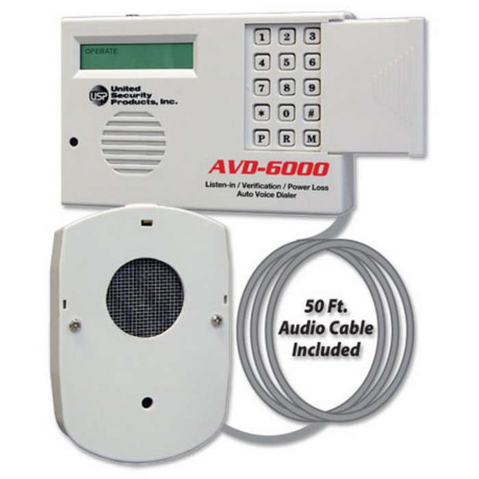 AVD-6000, United Security Products Dialer