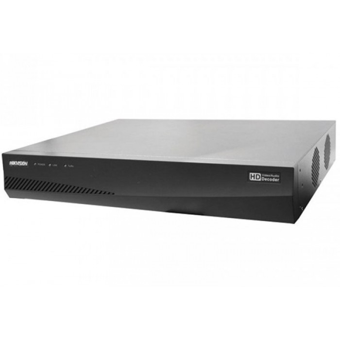 DS-6401HDI-T, Hikvision Decoder