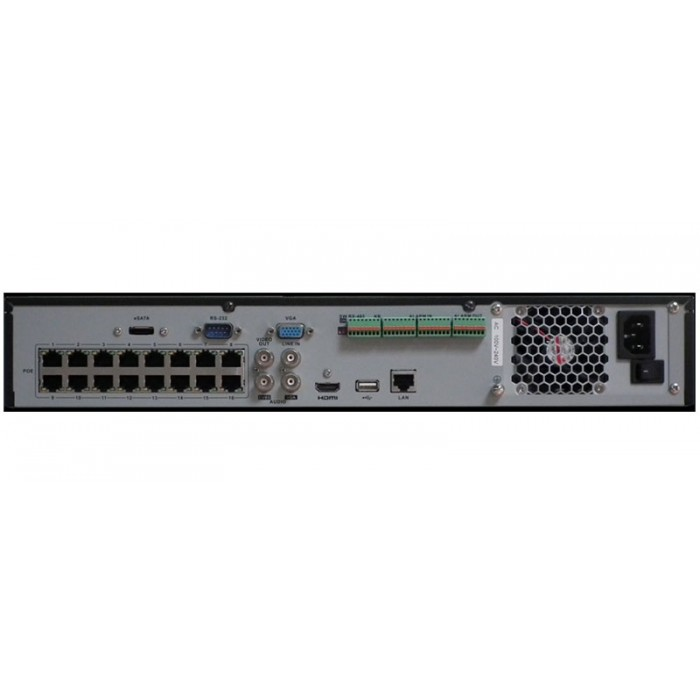 DS-7716NI-SP/16-2TB, Hikvision NVR