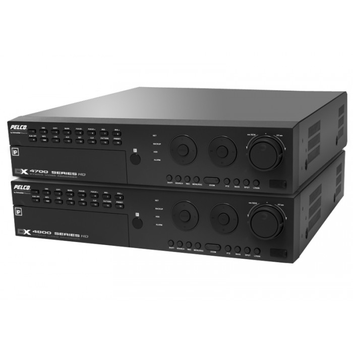 DX4808HD-6000, Pelco HVR Hardware