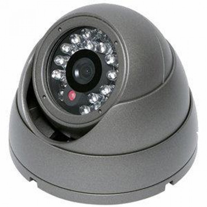 CTES501R24, Cantek Dome Camera