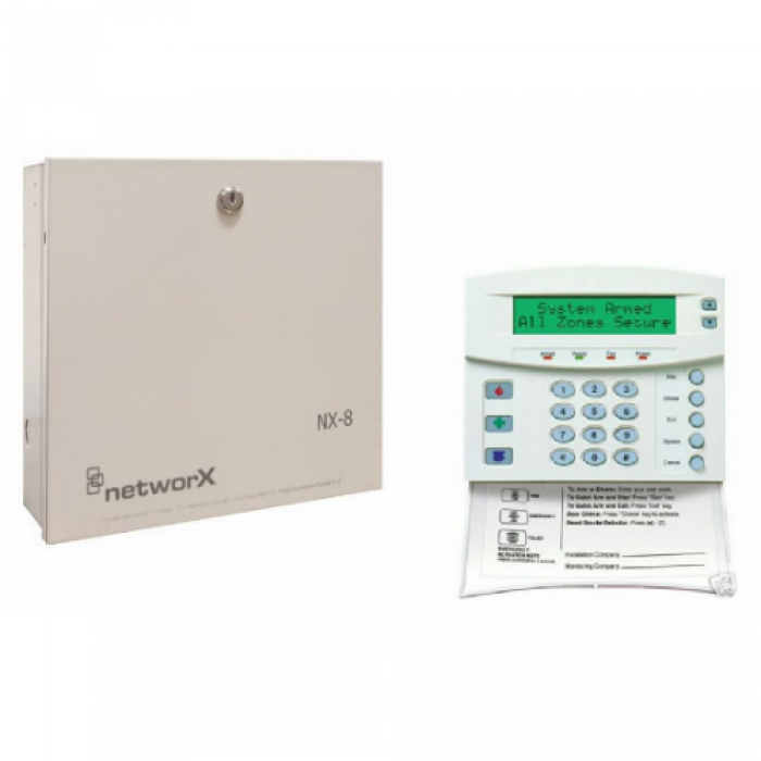 Interlogix NX-848-KIT-LX Alarm Kit