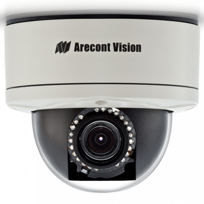 Arecont Vision AV2256PMIR MegaDome2 2MP WDR Network Dome Camera