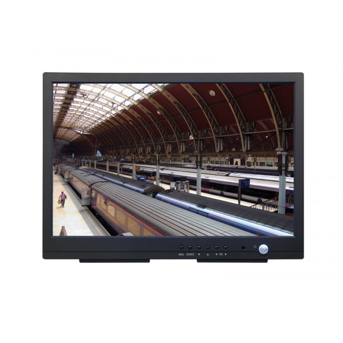 Pelco PMCL319BL 19-inch TFT LCD Monitor