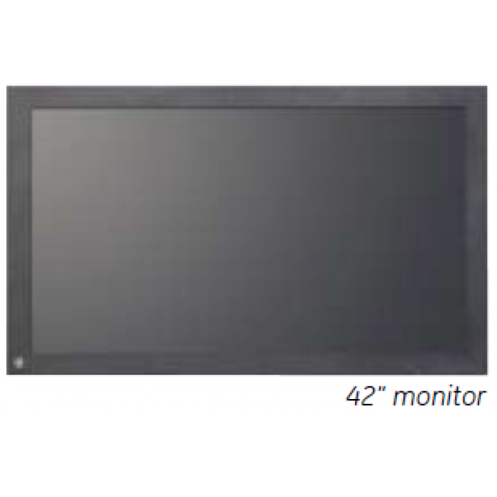 GEL-42SV, GE Security Standard-Def LCDs