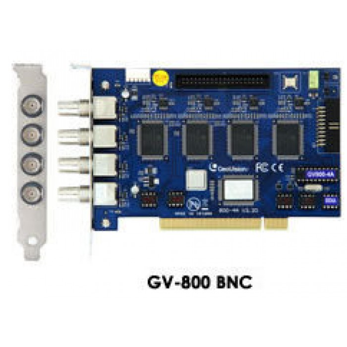 GV800/4, Geovision Video Capture Card