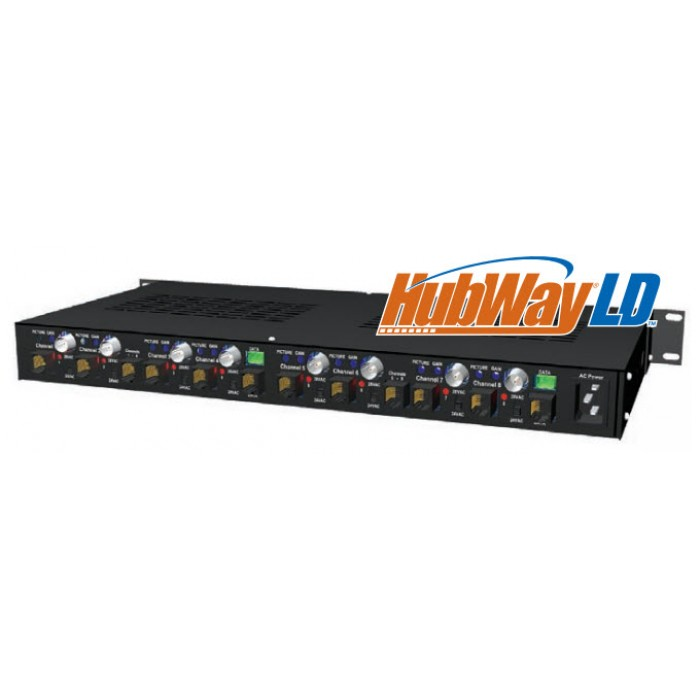HubWayLD8DS, Altronix Twisted Pair Product