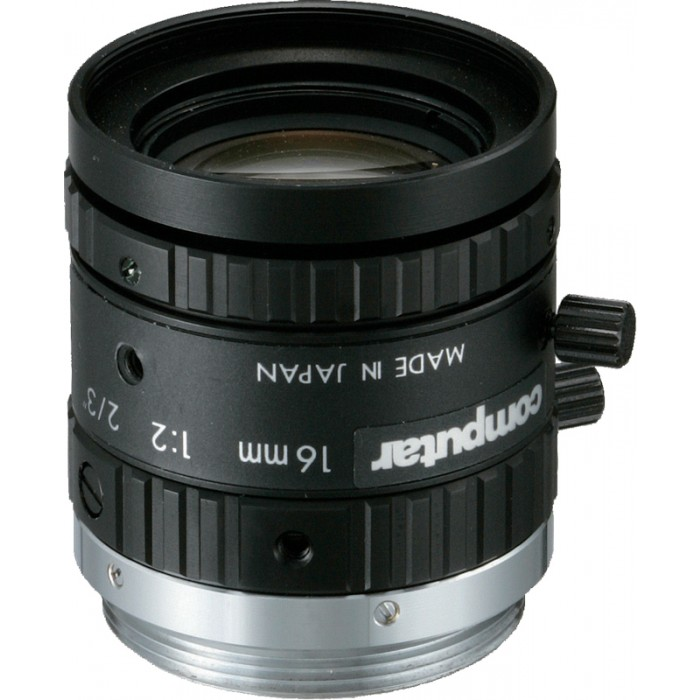 M1620-MPV, Computar Monofocal Lenses / Machine Vision Lenses