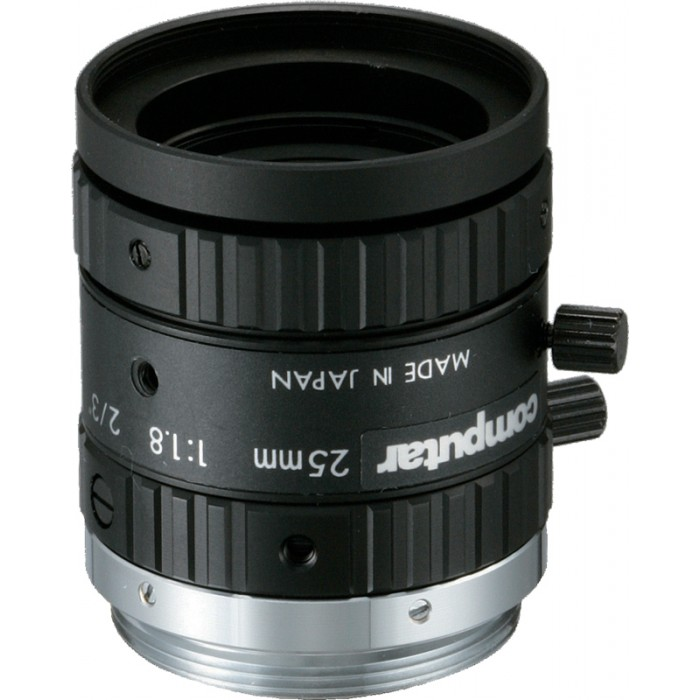 M2518-MPV, Computar Monofocal Lenses / Machine Vision Lenses