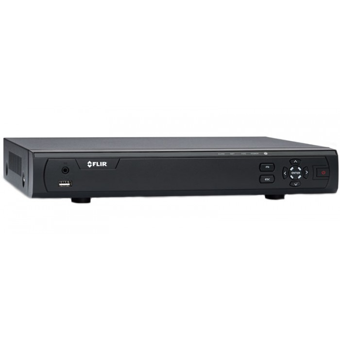 M3108E4, FLIR HD Digital Video Recorder