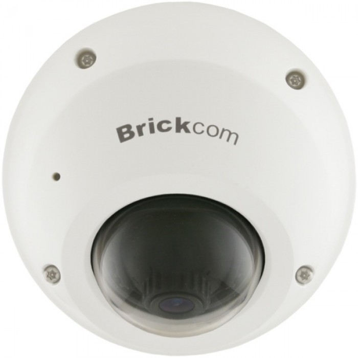Brickcom MD-300Np-A1 3MP Mini Dome Network Camera