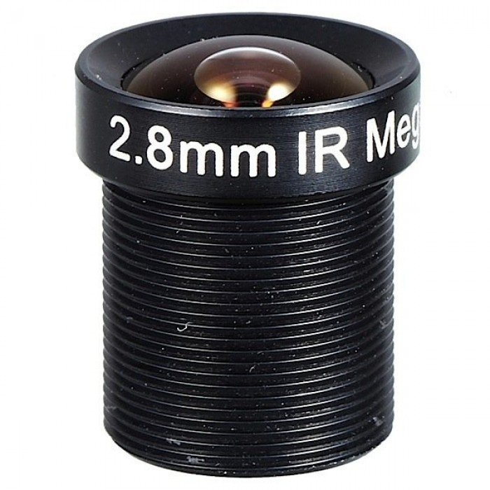 Arecont Vision MPM2.8 2.8mm IR Corrected M12 Lens