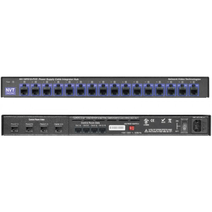 NV-16PS10-PVD, NVT Twisted Pair Product