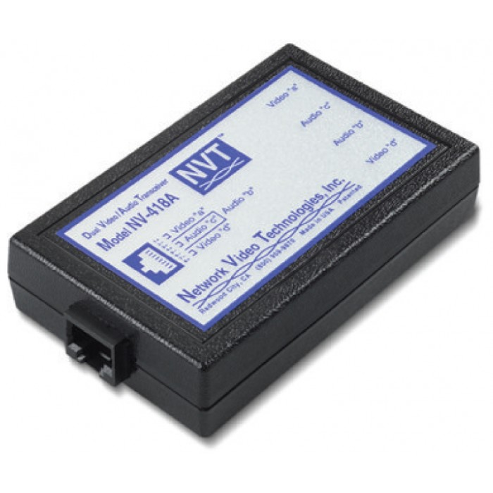 NV-418A, NVT Twisted Pair Product