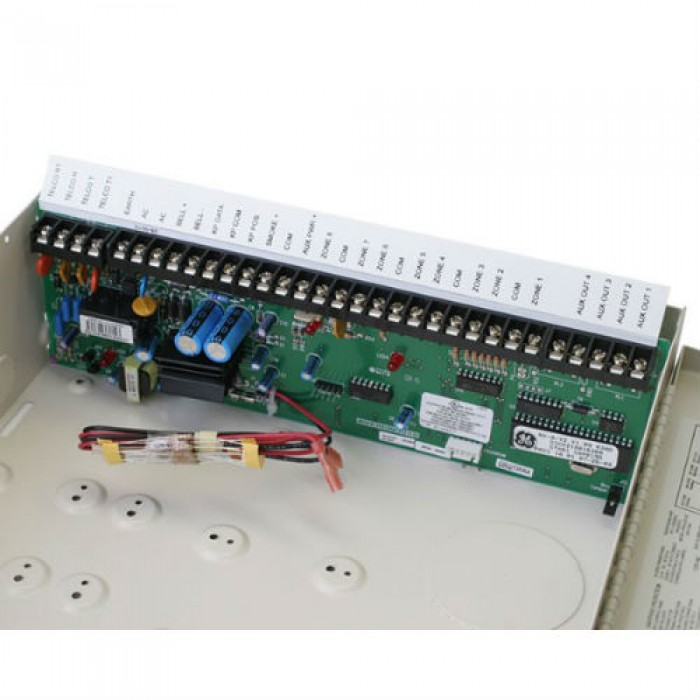 Interlogix NX-8-IC Control Panel - Interior