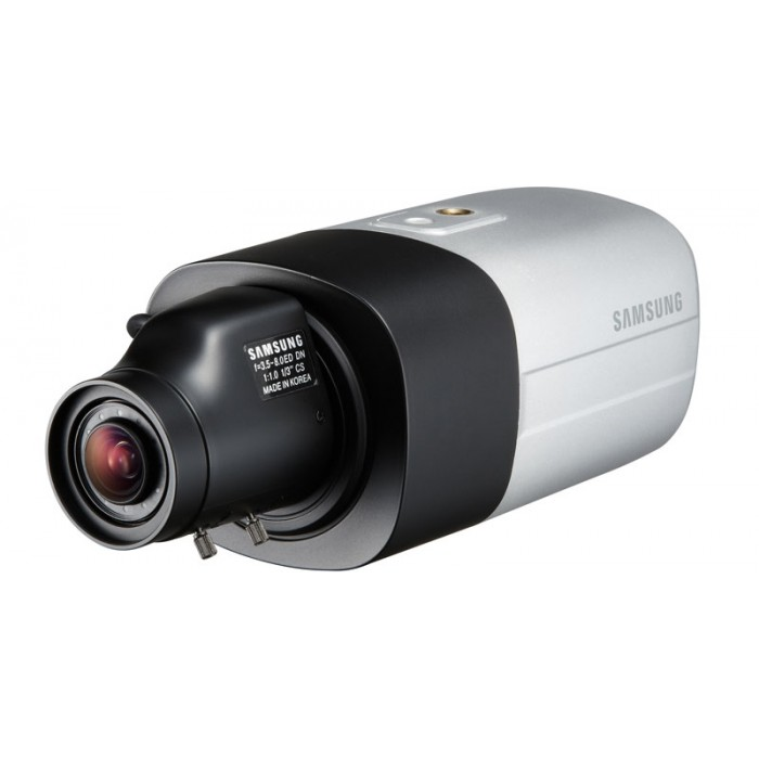 SCB-5005, Samsung Box Camera