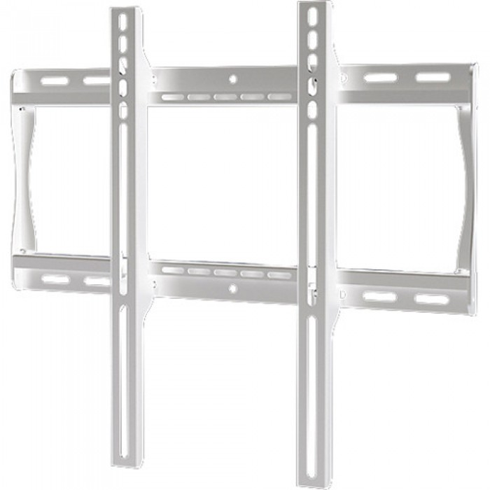 Peerless SF640-AW Antimicrobial Flat Wall Mount, 32-60 in