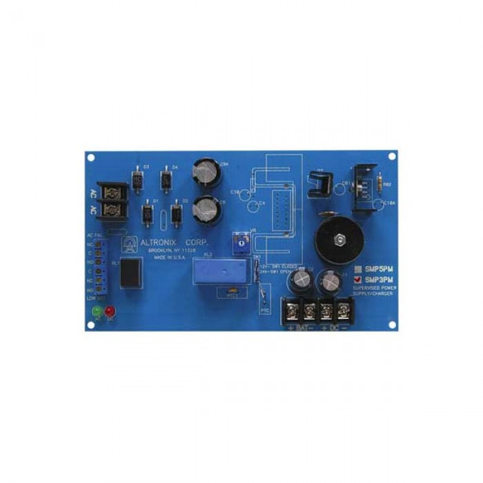 SMP3PM, Altronix Power Supply
