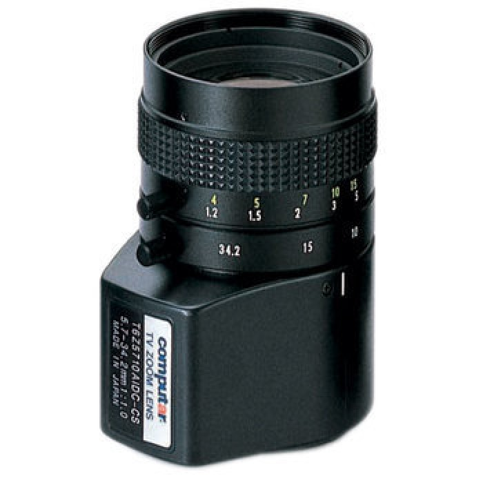 T6Z5710AIDC, Computar Manual Zoom Lenses