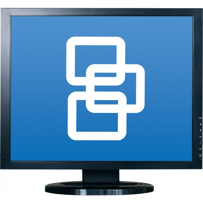 TVM-1901, Interlogix LED Monitor