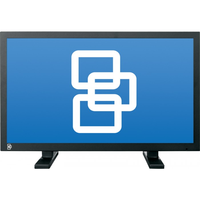 TVM-4200, Interlogix LED Monitor
