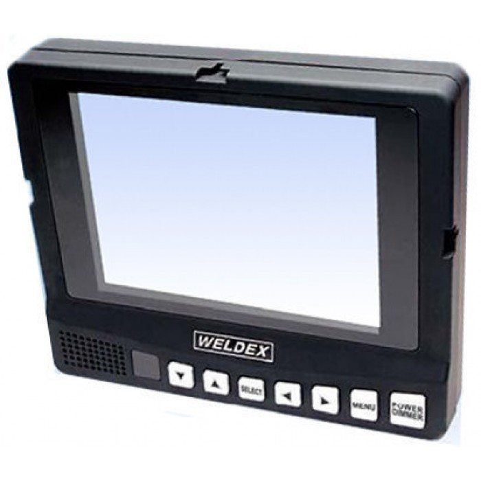 WDL-7002TCM, Weldex Touch Screen LCDs