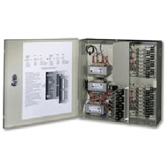 DCR8-8-2UL, Everfocus Power Supplies