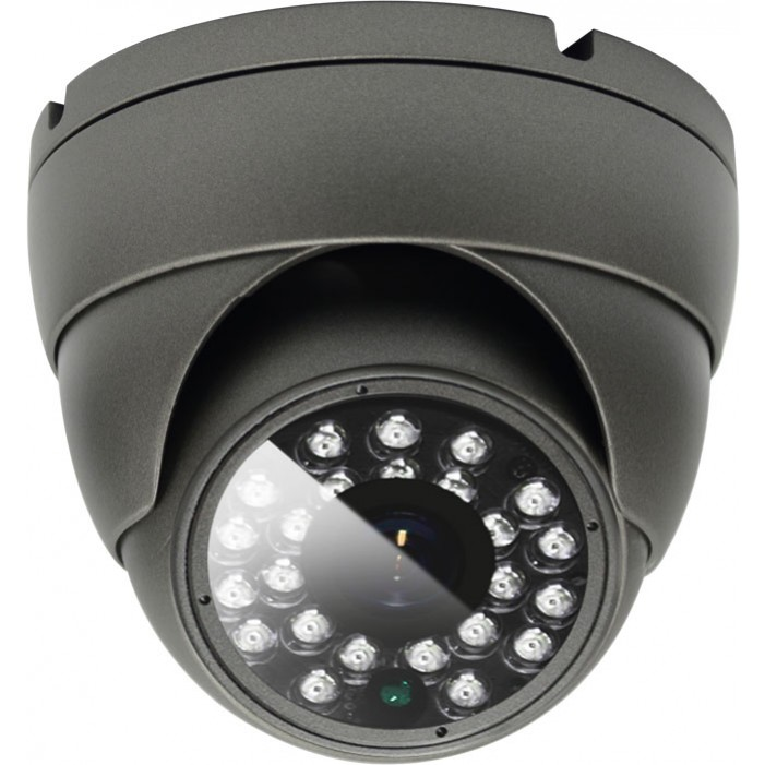 CTP-TF17TE, Cantek-Plus Dome Camera
