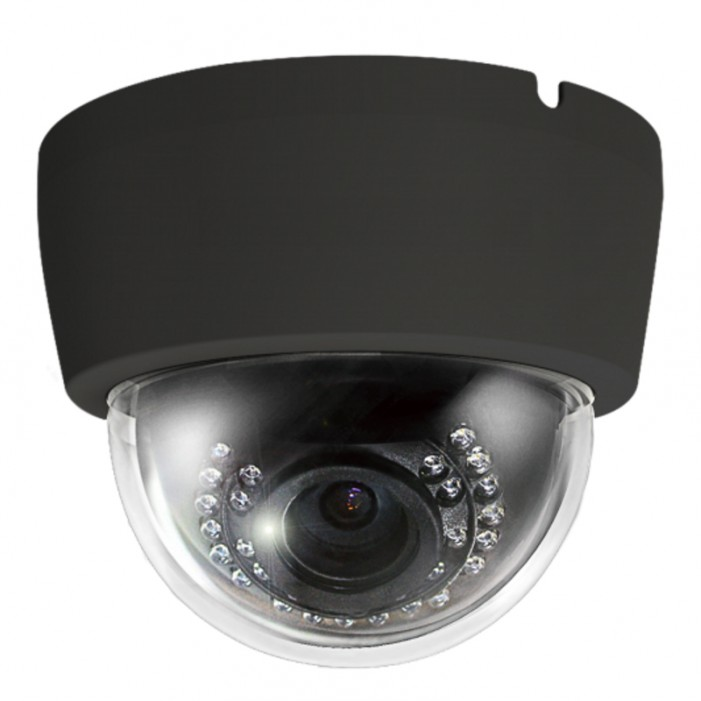 CTP-TLV29AD-BK, Cantek-Plus Dome Camera
