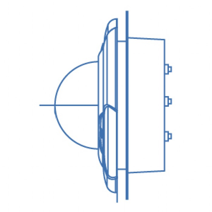 DR-FM, GE Security Mounting Hardware