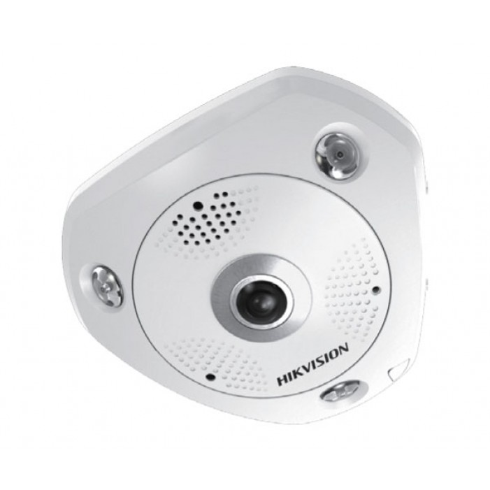 DS-2CD6362F-I, Hikvision Fisheye Camera