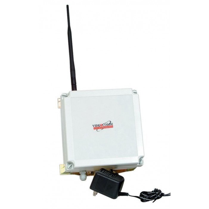 DTX-900, VideoComm Wireless: Analog/CCTV