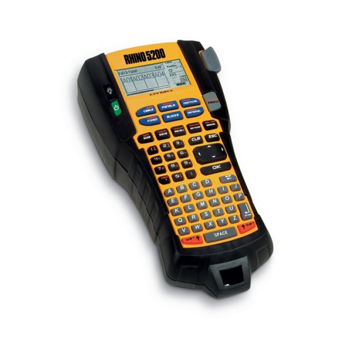 Dymo 1755749 Rhino 5200 Label Printer