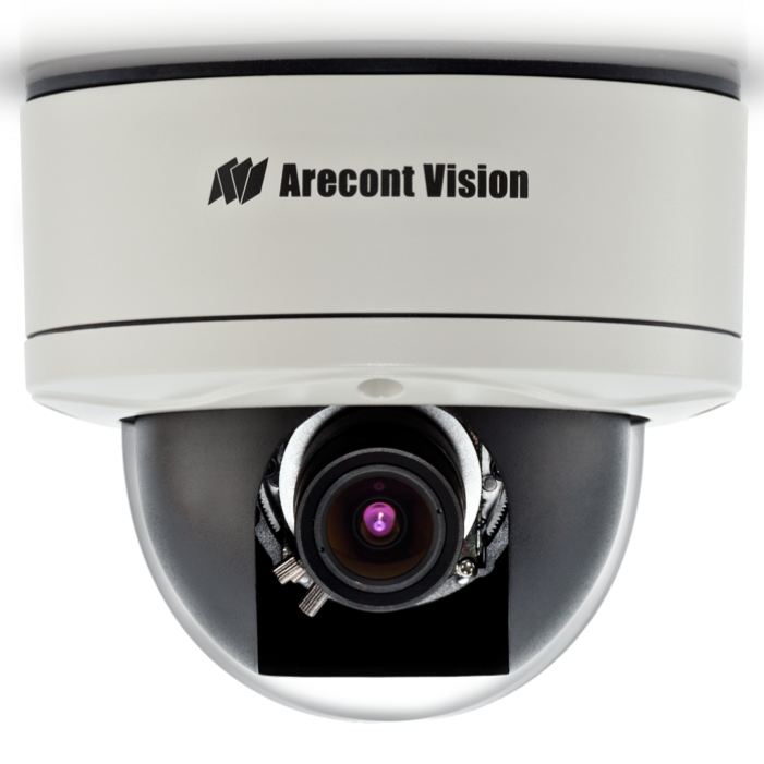 Arecont Vision AV3255DN-H MegaDome2 3MP D/N Network Dome Camera