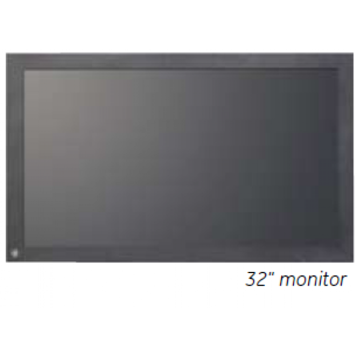 GEL-32SV, GE Security Standard-Def LCDs