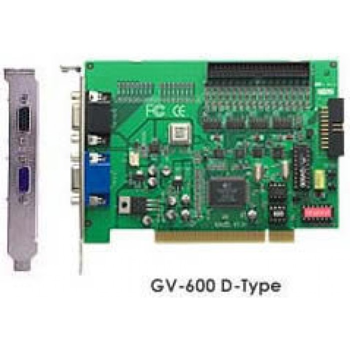 GV600/8, Geovision Video Capture Card
