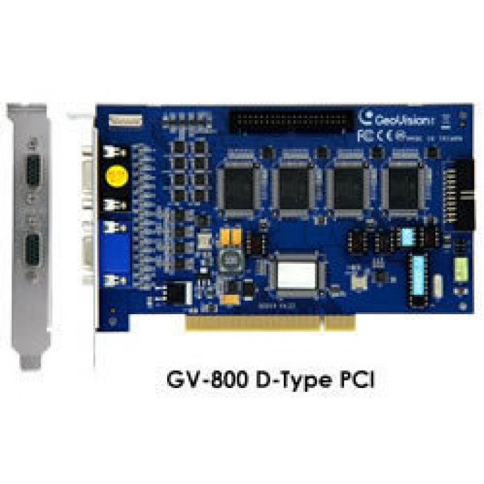 GV800/8, Geovision Video Capture Card