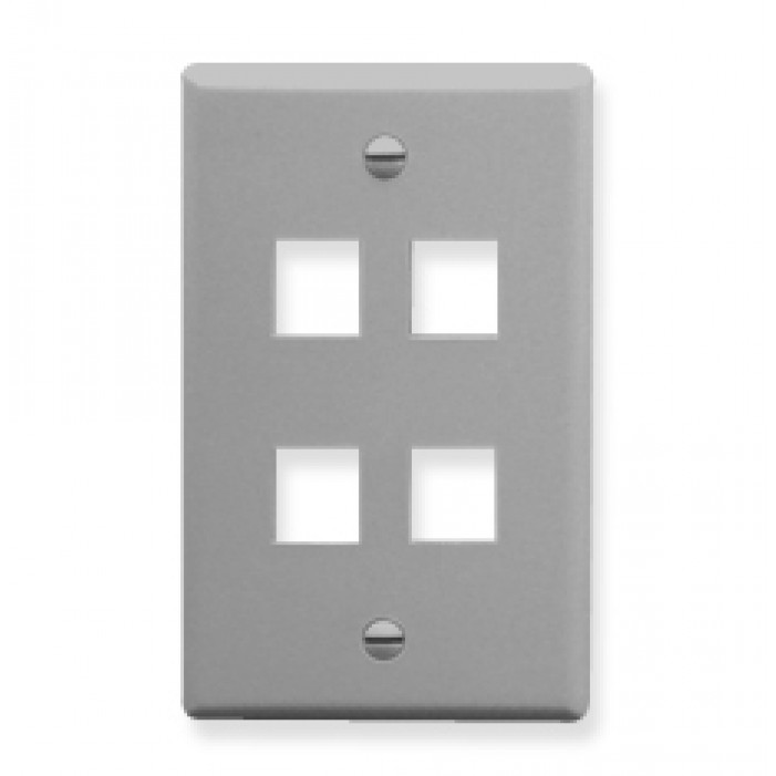 ICC IC107F04GY Faceplate