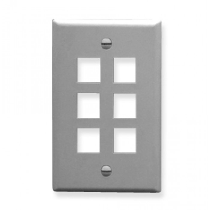 ICC IC107F06GY Faceplate