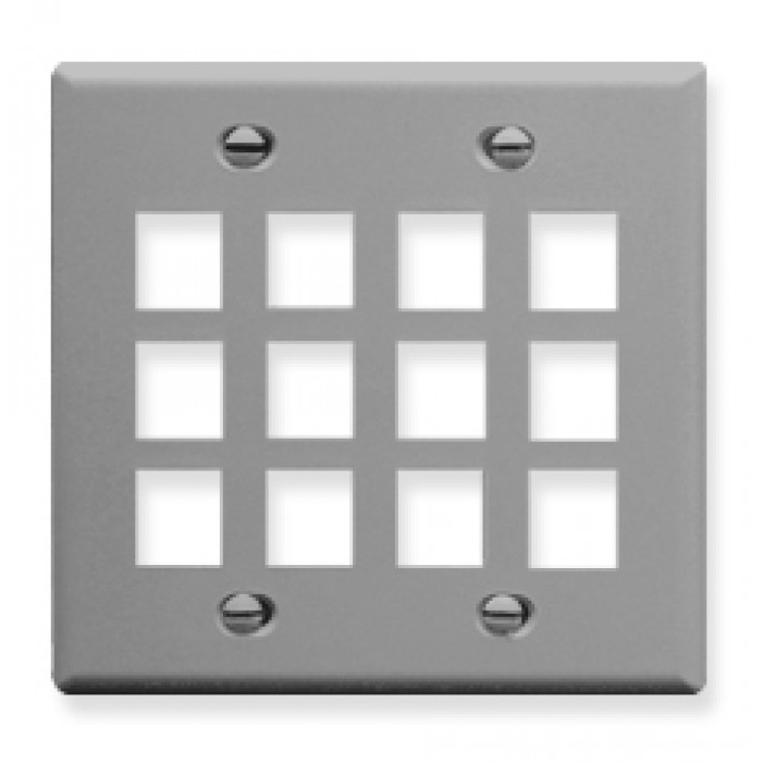 ICC IC107F12GY Faceplate