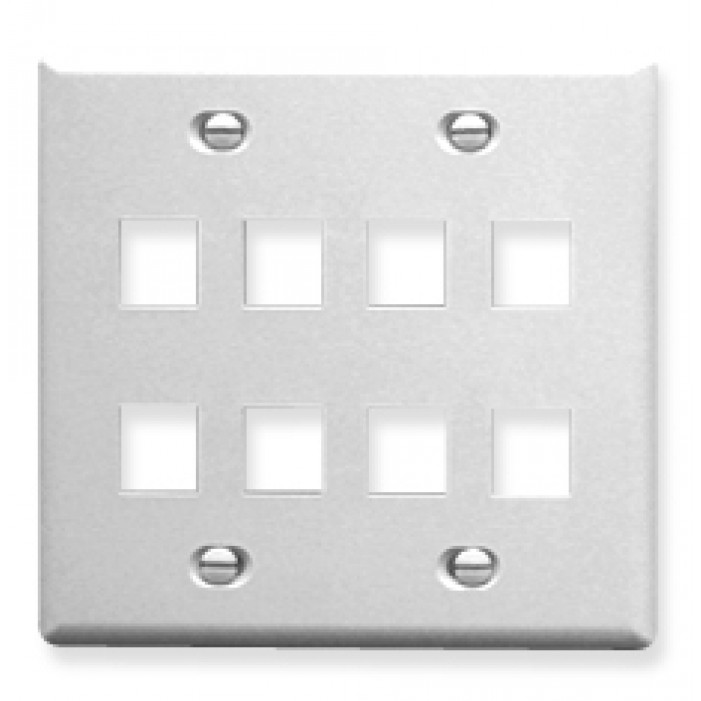 ICC IC107FD8WH Faceplate