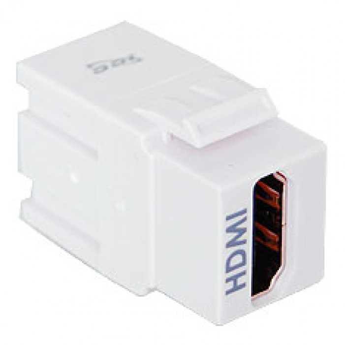 ICC IC107HDMWH HDMI Coupler