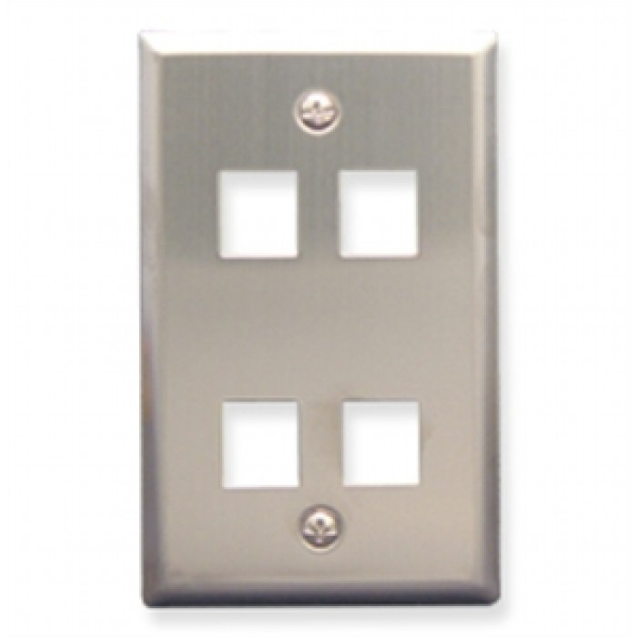 ICC IC107SF4SS Faceplates