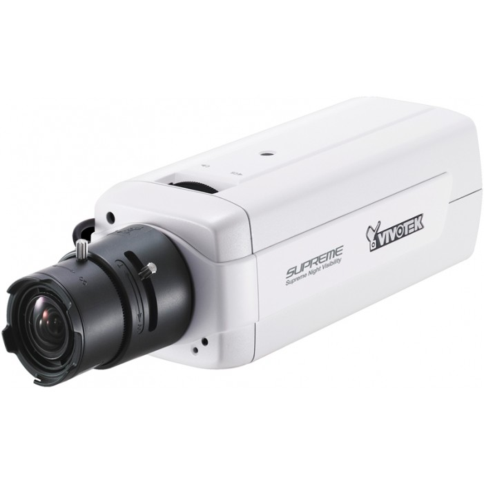 IP8151, Vivotek IP Box Camera