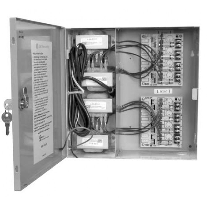 KTP-24-8I-400, GE Security Power Supplies