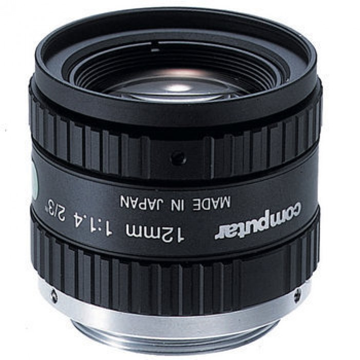 M1214-MP2, Computar Monofocal Lenses / Machine Vision Lenses