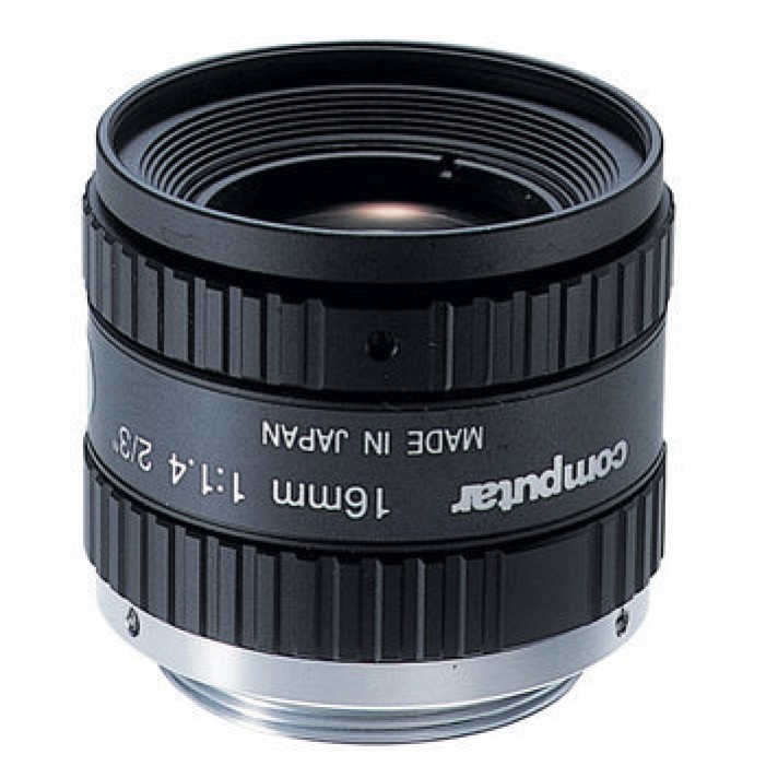 M1614-MP2, Computar Monofocal Lenses / Machine Vision Lenses