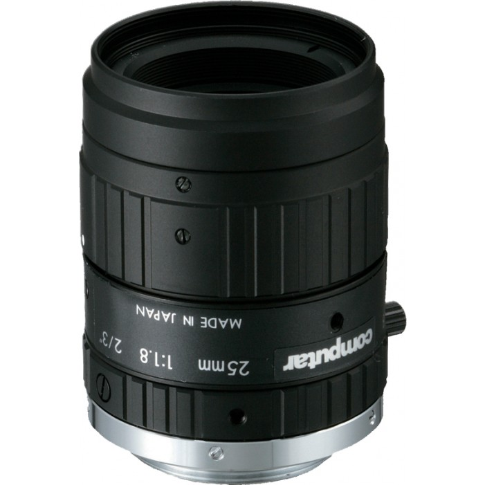 M2518-MPW, Computar Monofocal Lenses / Machine Vision Lenses