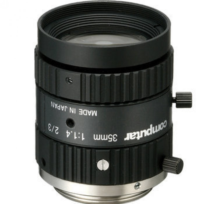 M3514-MP, Computar Monofocal Lenses / Machine Vision Lenses